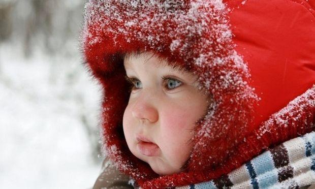 Μήπως ντύνετε βαριά το παιδί σας στο κρύο;