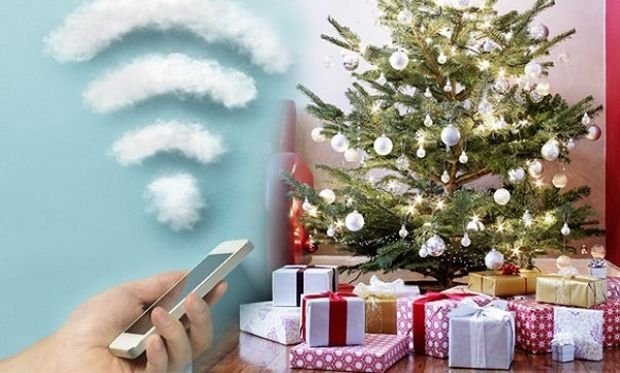 Πώς τα χριστουγεννιάτικα λαμπάκια και τα μόνιτορ για μωρά επηρεάζουν το ασύρματο ίντερνετ