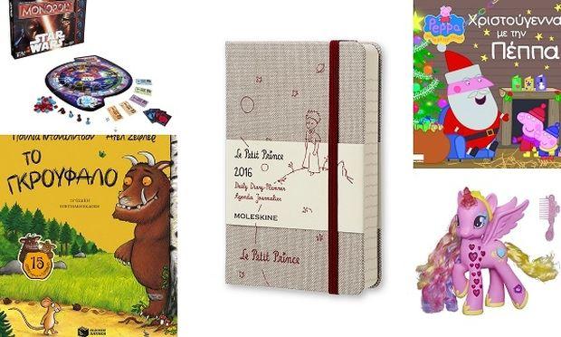 Παιχνίδι και βιβλίο, οι αχώριστοι φίλοι των παιδιών μας