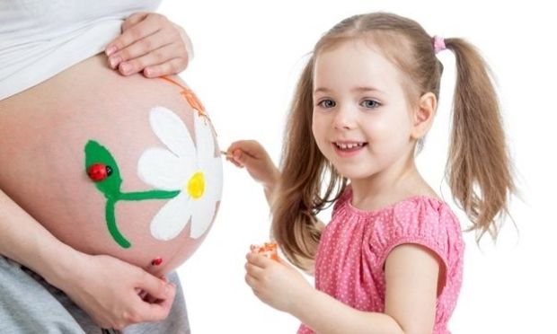 Μοναδικά σχέδια ζωγραφικής σε κοιλίτσες εγκύων (εικόνες)