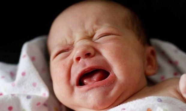 Γιατί τα νεογέννητα κλαίνε χωρίς δάκρυα