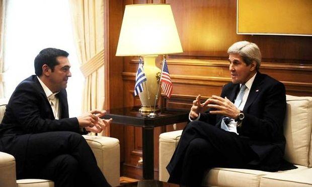 Τζον Κέρι: Θα κάνουμε ότι μπορούμε να για να δούμε την Ελλάδα να επανέρχεται στο δρόμο της ανάπτυξης