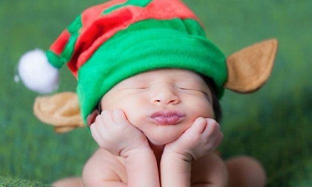 Τι να αποφεύγετε με το μωρό στις γιορτές