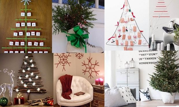 Deco: Minimal χριστουγεννιάτικη διακόσμηση για εκείνους που δεν αγαπούν την «υπερπαραγωγή!»