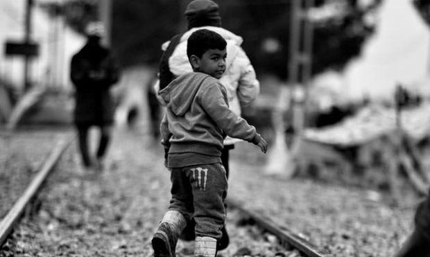 Έκθεση Φωτογραφίας: Η έξοδος των Σύρων, μέσα από τα μάτια των παιδιών