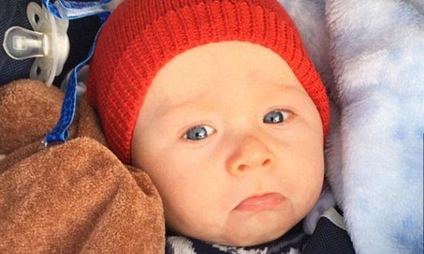 Αναγνωρίζετε το μωράκι; Είναι γιος του γνωστού ηθοποιού...
