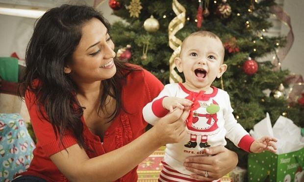 Ποιος χριστουγεννιάτικος τύπος μαμάς είσαι;