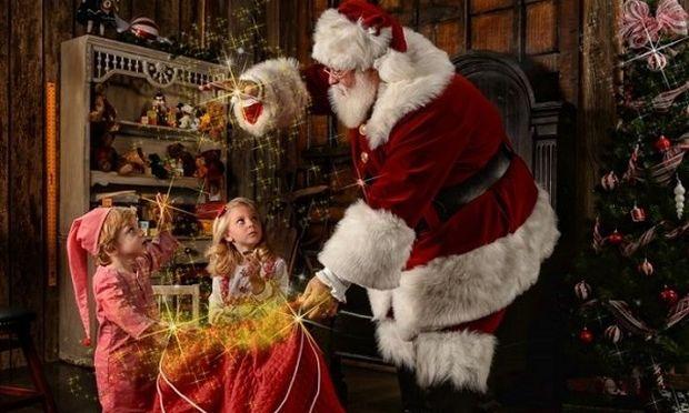 «Μαμά υπάρχει Άγιος Βασίλης;» Ποια είναι η σωστή απάντηση;