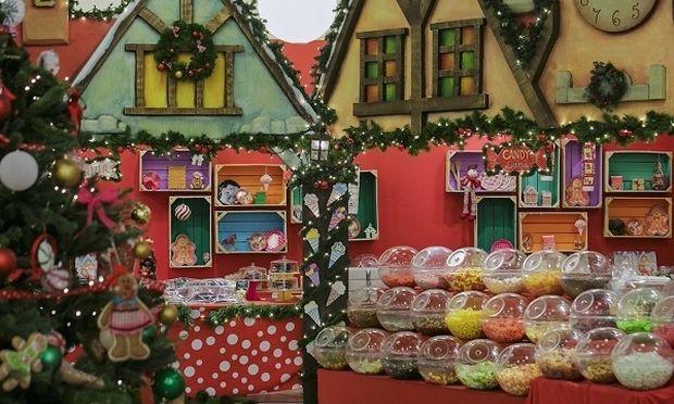 """The Christmas Factory""-8 μέρες έμειναν για τα Χριστούγεννα"