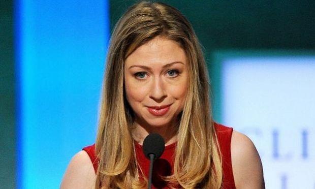 Τσέλσι Κλίντον: Μανούλα θα γίνει για δεύτερη φορά! (εικόνα)