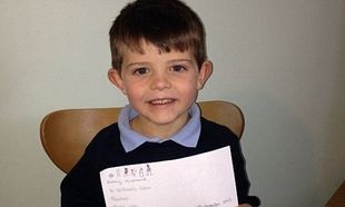 5χρονος προς Αϊ Βασίλη: «Δώσε τα δώρα μου σε προσφυγόπουλο» (βίντεο)