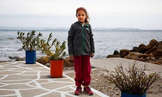 Ερμιόνη Κουϊμάνη: Η 8χρονη εθελόντρια που διδάσκει ήθος και ανθρωπιά!