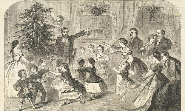 Πότε στολίστηκε το πρώτο χριστουγεννιάτικο δέντρο στην Ελλάδα;