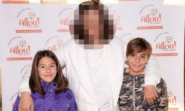 Αυτά είναι τα παιδιά γνωστής Ελληνίδας παρουσιάστριας!