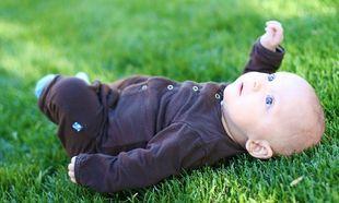 Νεογέννητο: Η πρώτη βόλτα έξω