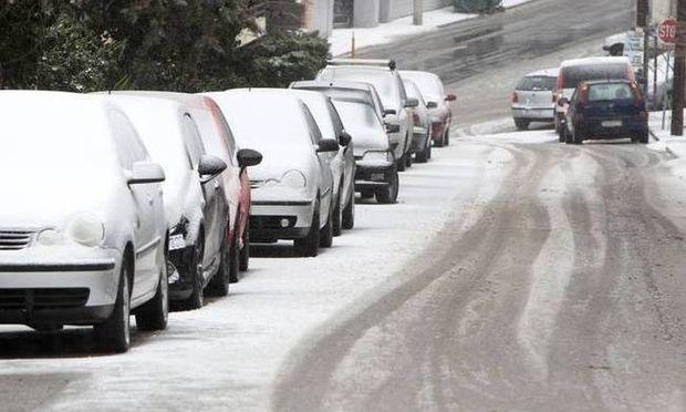 Νέα επιδείνωση θα παρουσιάσει ο καιρός-Δείτε που θα σημειωθούν χιόνια και καταιγίδες
