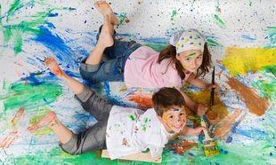 Ανοίξτε στα παιδιά σας το δρόμο της δημιουργικότητας