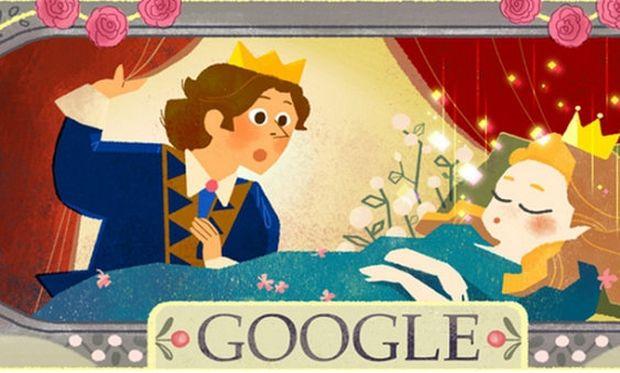 Τον μεγάλο παραμυθά Σαρλ Περώ τιμά σήμερα η Google (βίντεο)