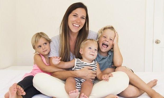 Πώς τα πολλά παιδιά χαρίζουν μακροζωία στις μητέρες τους