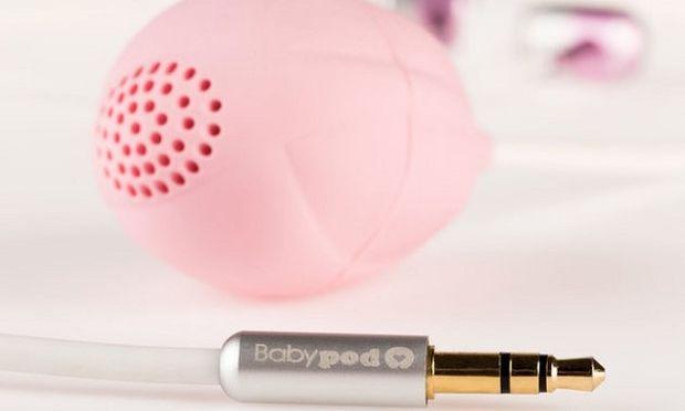 Κολπικό ηχείο επιτρέπει στα μωρά να ακούνε μουσική μέσα στη μήτρα!