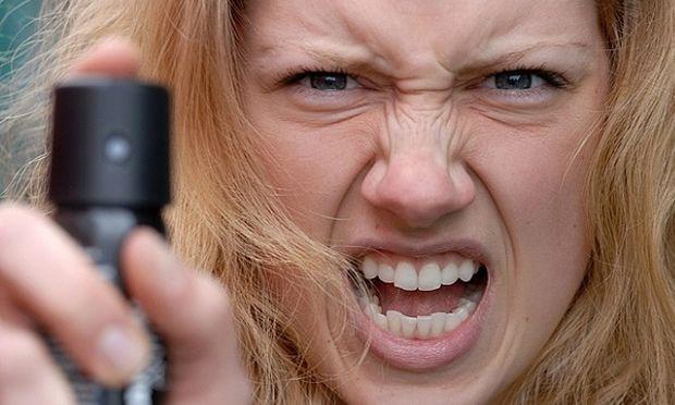 Προσοχή: Άκρως επικίνδυνο το σπρέι πιπεριού που χρησιμοποιείται για αυτοάμυνα