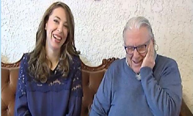 Κώστας Βουτσάς: Ανακοίνωσε για πρώτη φορά το όνομα του γιου του (βίντεο)