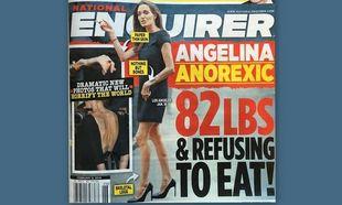 Ο χειρότερος εφιάλτης βγήκε αληθινός. 37 κιλά ζυγίζει η Jolie!