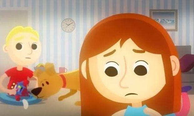 «Πες το σε κάποιον που εμπιστεύεσαι!», νέο βίντεο κατά της παιδικής σεξουαλικής κακοποίησης