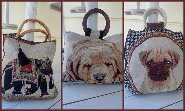 Φτιάξτε μόνες σας τσάντες από μαξιλαροθήκες! (εικόνες)