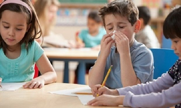 Υπουργείο Παιδείας:Οδηγίες για την πρόληψη της εξάπλωσης της γρίπης στα σχολεία