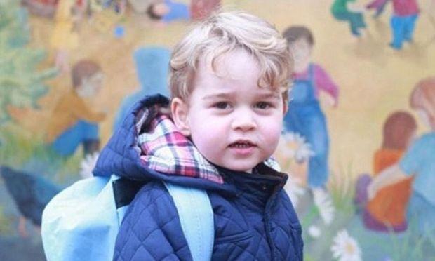 Η Kate Middleton αποκάλυψε τι θα γίνει ο μικρός George όταν μεγαλώσει!