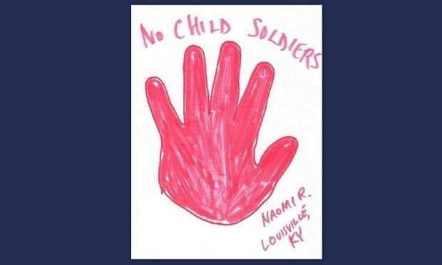 Ημέρα της Ερυθράς Χειρός- Η στρατολόγηση παιδιών σε πολέμους αποτελεί τη χειρότερη μορφή παιδικής κακοποίησης