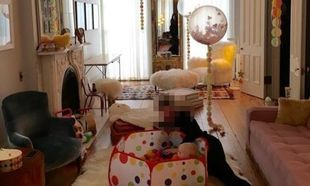 Έτσι γιόρτασε τα πρώτα γενέθλια του γιου της, η μέλλουσα για τρίτη φορά μαμά! (εικόνες)