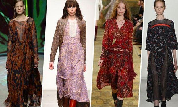 Prairie chic: Αυτή είναι η τάση της μόδας του φετινού καλοκαιριού