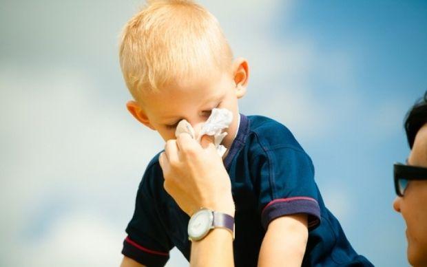 Η βιταμίνη που μειώνει τον κίνδυνο αλλεργίας στα παιδιά