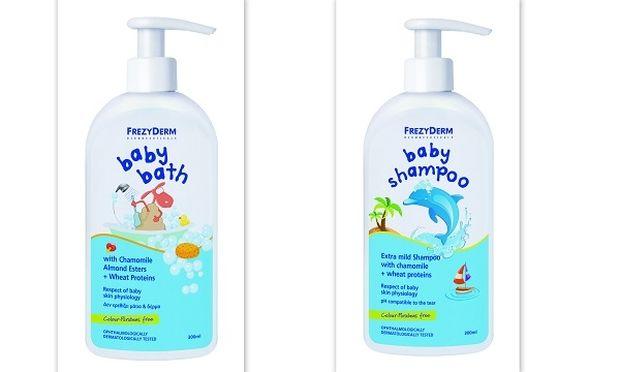 Τα Baby Shampoo & Baby Bath … μεγαλώνουν μαζί μας