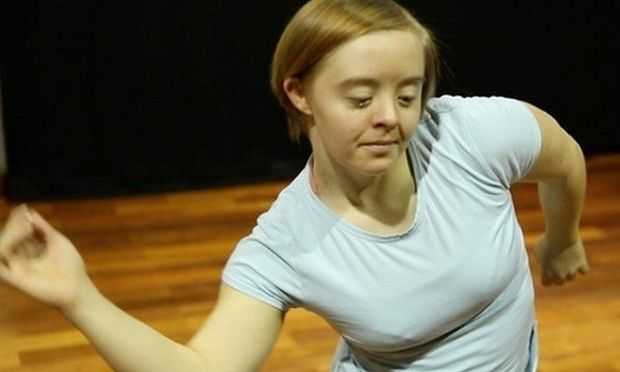 Δείτε πώς μία κοπέλα με σύνδρομο Down εκπλήρωσε το όνειρό της και έγινε δασκάλα χορού (βίντεο)
