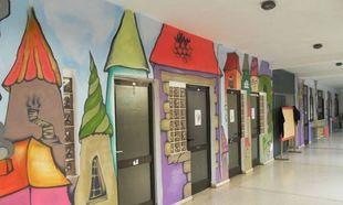 """Πώς ένα δημοτικό σχολείο """"μεταμορφώθηκε"""" σε ...μαγική πολιτεία (φωτό)"""