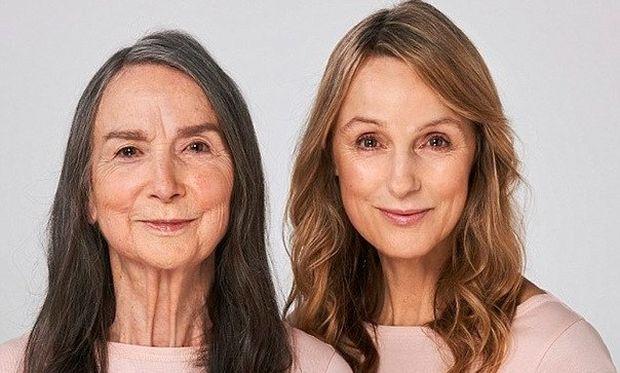 Πείραμα αποδεικνύει ότι τελικά οι γυναίκες όσο μεγαλώνουν μοιάζουν στη μητέρα τους (φωτό)