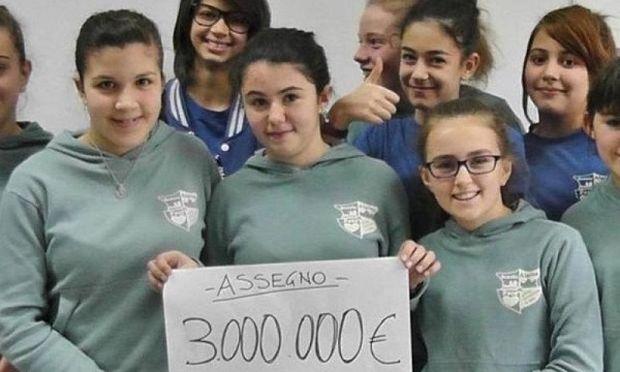 Μαθητές ξεκινούν καμπάνια για να συγκεντρώσουν 3 εκατ.ευρώ! Είναι για καλό σκοπό