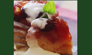 Νόστιμη μηλόπιτα χωρίς ψήσιμο στο φούρνο (βίντεο)