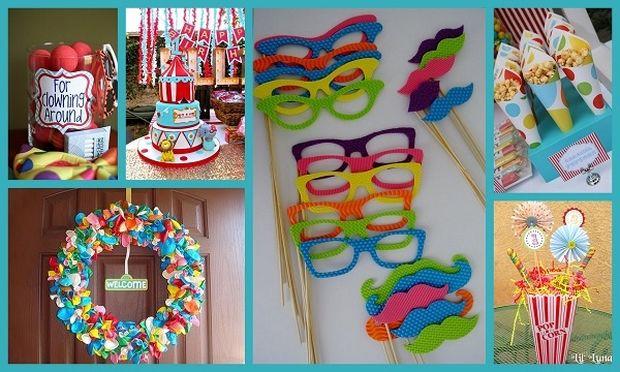 Deco: Στολισμός για Αποκριάτικο πάρτι! (εικόνες)