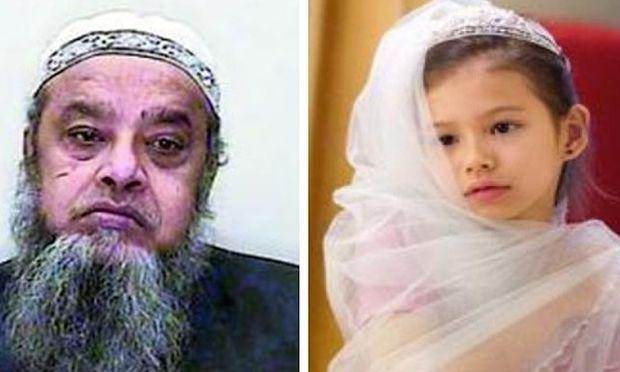 Σοκ! 8χρονο κορίτσι πέθανε στα χέρια του 40χρονου συζύγου της, τη νύχτα του γάμου τους!