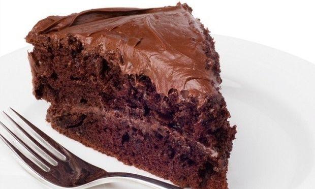 Απολαυστικό σοκολατοκέικ χωρίς αυγά και γάλα
