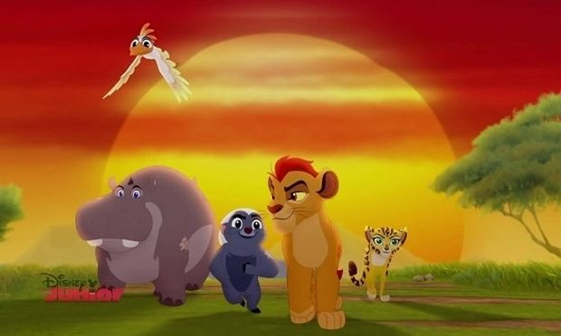 Η φρουρά των Λιονταριών: Η μεγάλη επιστροφή