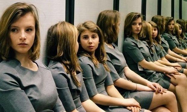 Κουίζ: Πόσα είναι τα κορίτσια στη φωτογραφία;