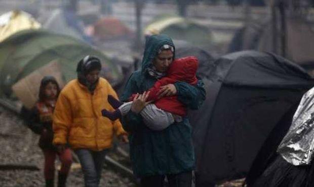Ένα μικρό «καταφύγιο» για γυναίκες και παιδιά στον καταυλισμό της Ειδομένης
