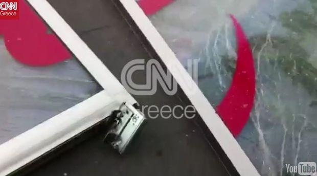 Μόνο στο CNN Greece: Βίντεο ντοκουμέντο μέσα από το αεροδρόμιο των Βρυξελλών αμέσως μετά το μακελειό