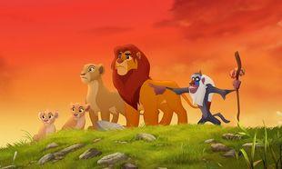 Ο Σίμπα κάνει… come back με τη «Φρουρά των Λιονταριών»!