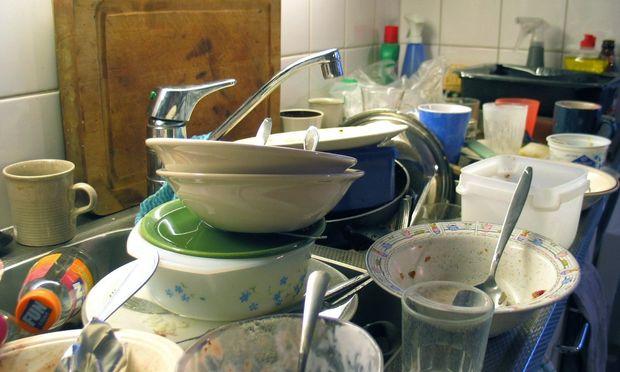 «Τώρα καταλαβαίνω γιατί η μαμά μου δεν μπορούσε να κοιμηθεί όταν είχε άπλυτα πιάτα στο νεροχύτη!»